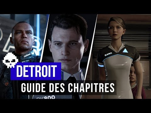Detroit - Chapitre 4: Un nouveau foyer à 100%