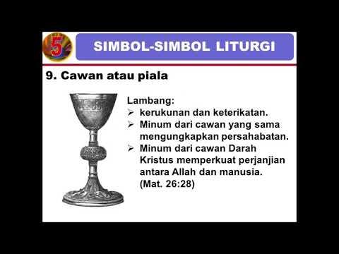 Simbol simbol Liturgi