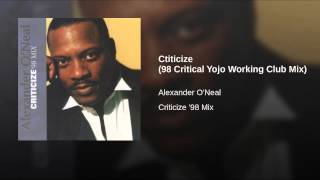 Ctiticize (98 Critical Yojo Working Club Mix)