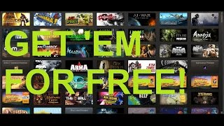 How To Get Steam Games For Free 3 Easy Ways
