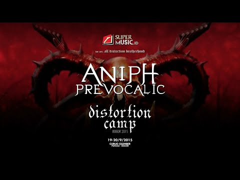 Aniph Prevocalic - Distortion Camp 2015 (Documentary)