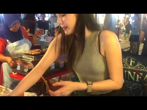 Street Food - Bangkok - Thailand Street - Market - Fresh Cook - Fast food