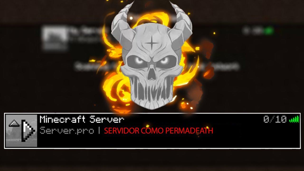 Cómo Hacer Un Servidor Como Permadeath En Server.pro Y ...