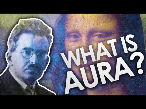 """Walter Benjamin and Aura: """"The Work of Art in the Age of its Technological Reproducibility"""" Part 1"""