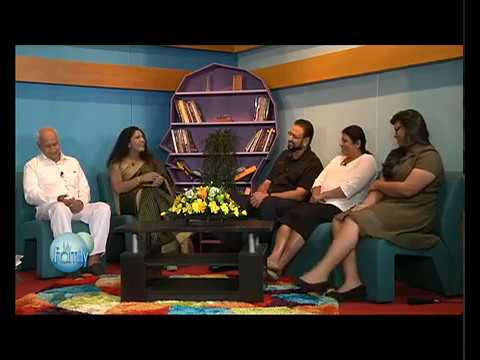 MY FAMILY - Bro Charles & Family 25th July 2017 with swarga tv (part 01)