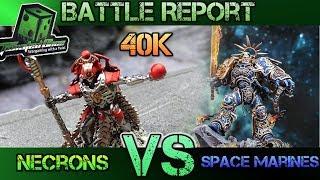 space-marines-vs-necrons-warhammer-40k-2000-point-batrep