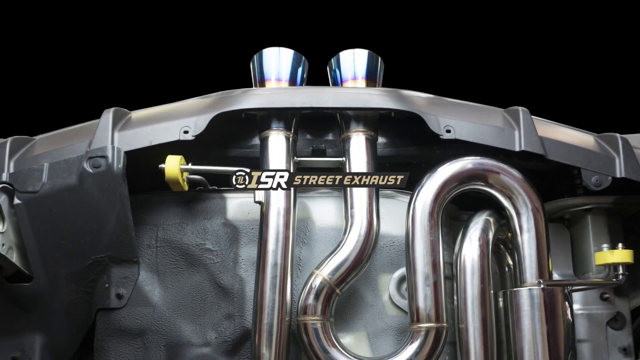 ISR Performance Race Cat-Back Exhaust For the Hyundai Veloster Turbo 13-15