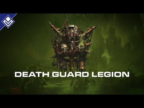 Death Guard Legion | Warhammer 40,000