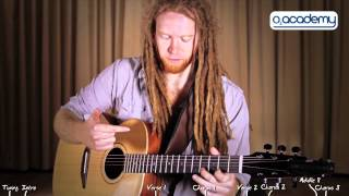 Newton Faulkner: Guitar Tutorial
