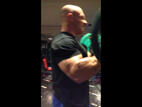 Radoslav Angelov 25years Bulgarian Bodybuilder