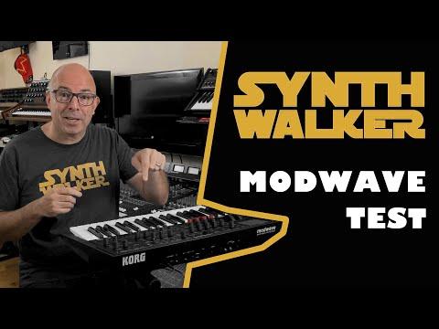 La Synthèse du Test : le Modwave de Korg