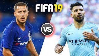 FIFA 19 | เชลซี VS แมนเชสเตอร์ ซิตี้ | พรีเมียร์ลีก 2018-19 | 1080p 60fps