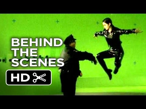 The Matrix Behind The Scenes - Flying (1999)  - Keanu Reeves Movie HD