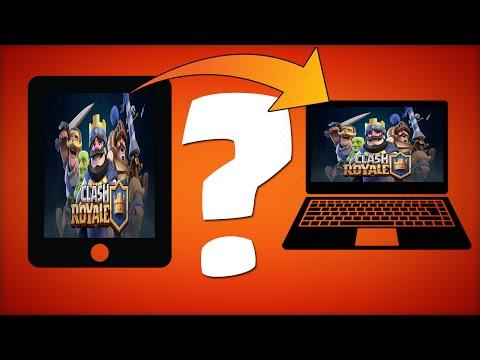 Bilgisayardan Clash Royale Nasıl Oynanır ?