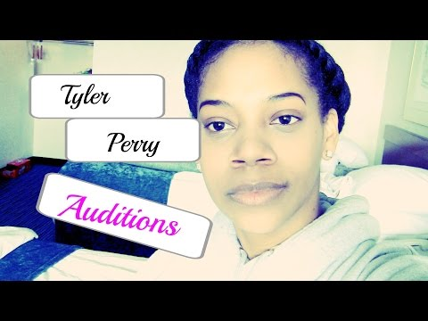 Tyler Perry Auditions