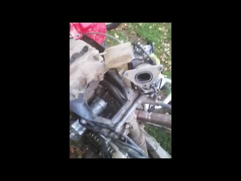 Repeat Adjusting the carburetor on a Honda TRX400ex by