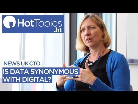 Is data synonymous with digital