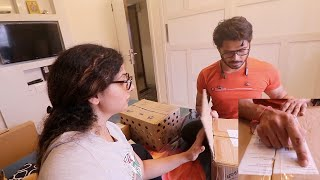 OMG !! What a CRAZY gift 😱| Unboxing your gifts | Part 2 | Ss Vlogs :-)