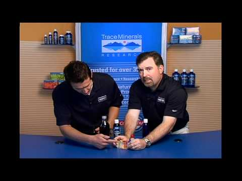 TRACE MINERALS: pH Test Demonstration-Segment 3