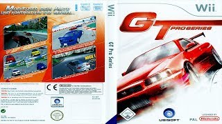 GT Pro Series | Wii Library Game #10 | Part 1