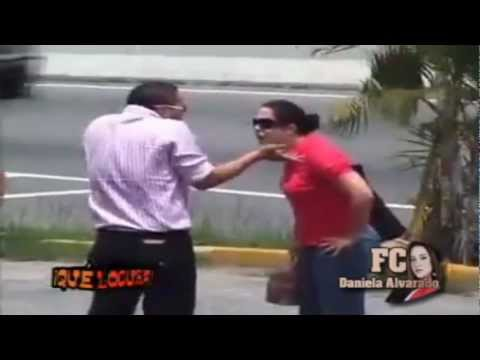 Daniela Alvarado -  En Programa Que Locura! - El Chofer Maracucho