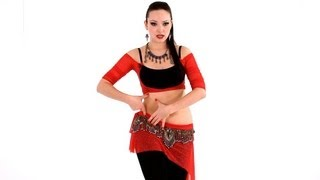 How to Do Maya & Undulation Moves | Belly Dance
