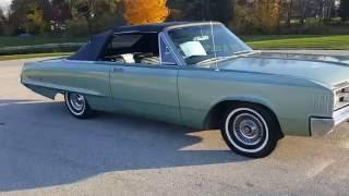 1967 Dodge Polara convertible NO RESERVE EBAY AUCTION