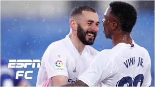 What Are Real Madrid's Chances Of Winning La Liga?   ESPN FC