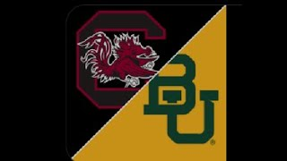 Gamecock Women's Basketball - Full Game #9--#5 SC vs. #2 Baylor 11/30/19. 2019-2020 Season. (HD)