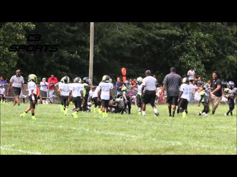 C3 SPORTS - TRE 4 PACKERS VS G BORO DUCKS