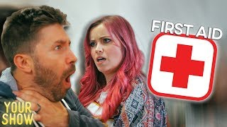 FIRST AID Training on a Budget | YOUR SHOW