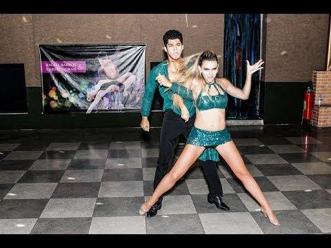 Baila Mundo - Cia Contato do Corpo (Latin Party 25/01/2014)