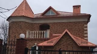 видео Облицовка дома клинкерной плиткой