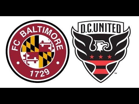 DC United vs Baltimore FC