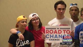 Parkland Students Take Gun Control Message to Janesville