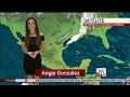 Angie González nos da el clima para hoy 30 de marzo