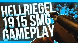 battlefield 1 insane new smg hellriegel 1915 gameplay bf1 multiplayer gameplay