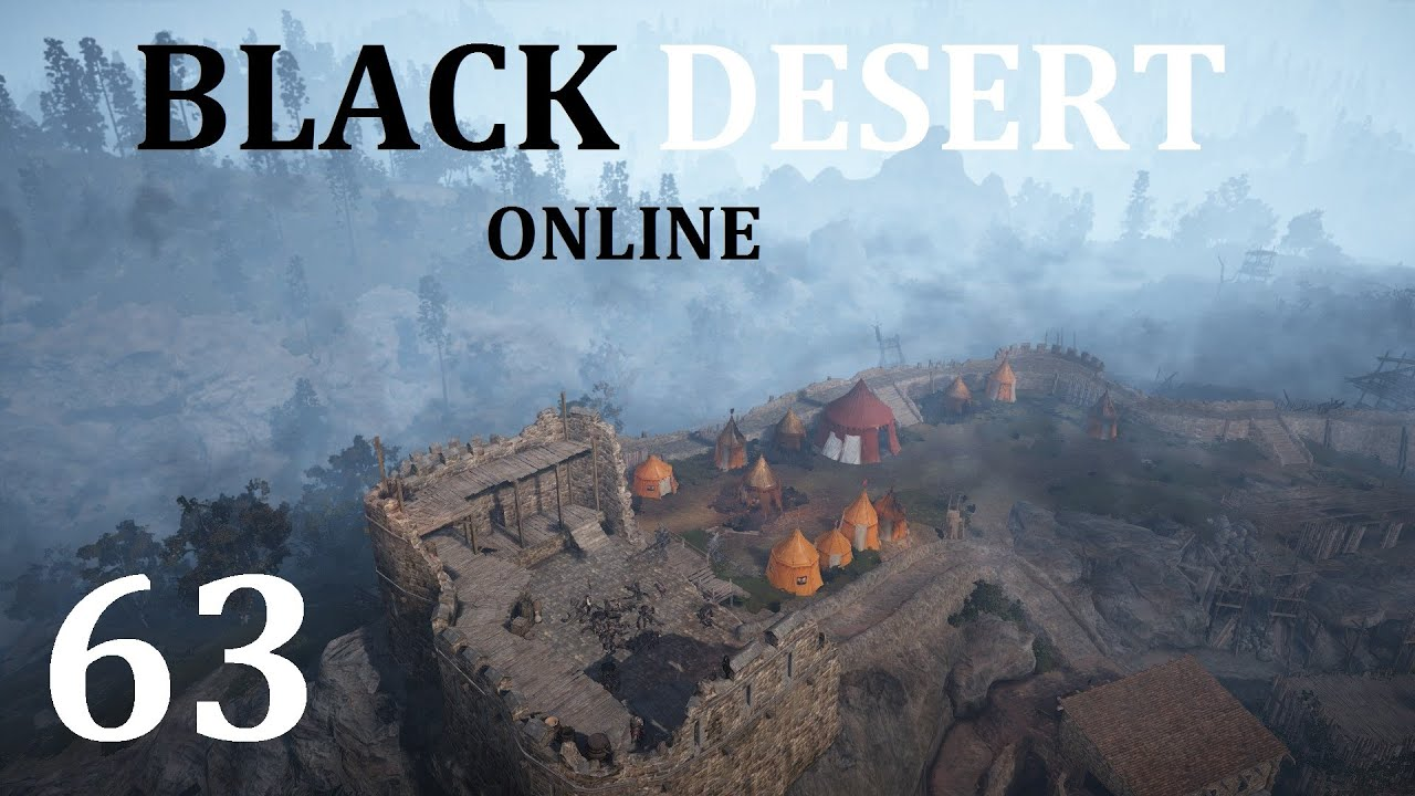 Black Desert Online - Let's Play - Part 63 - Glutoni Cave