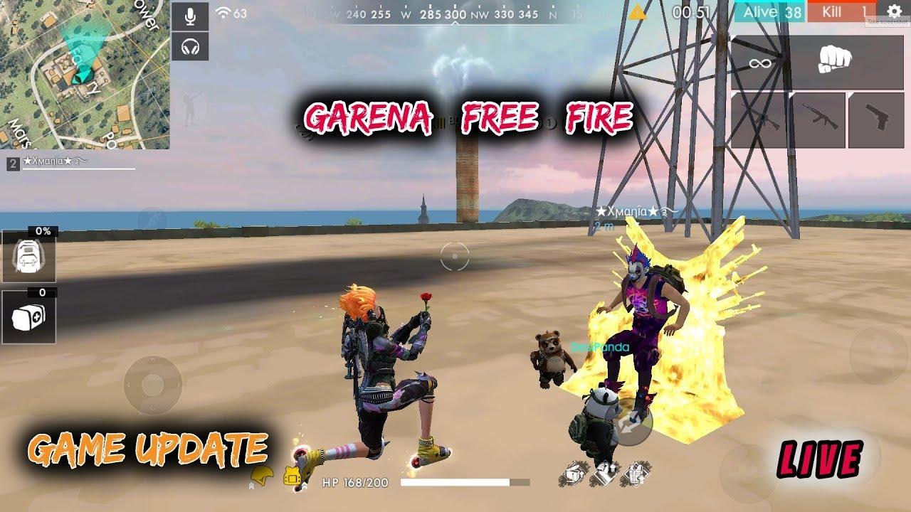 HUNT ME DOWN - Garena Free Fire Live - Desi Gamers