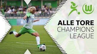 Alle Tore aus der UEFA Women