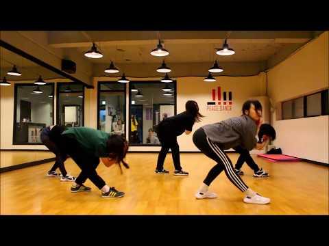 My Neck, My BackKhia  Minji Choreography  Peace Dance