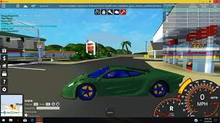 Roblox Ultimate Driving: My New Mclaren F1 Look/Customization! Includes Plate, Rims, And Window Tint
