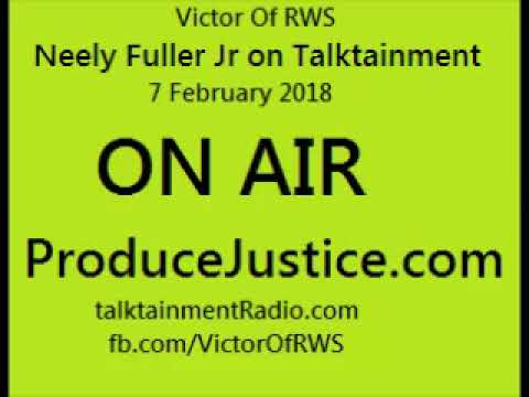 [2h]Neely Fuller Jr-  racist senile white people & keeping your sanity 4 February 2018
