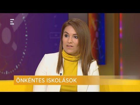 Önkéntes iskolások  Illés Boglárka  ECHO TV