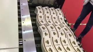 paper cup blank making machine (die cutting machine)