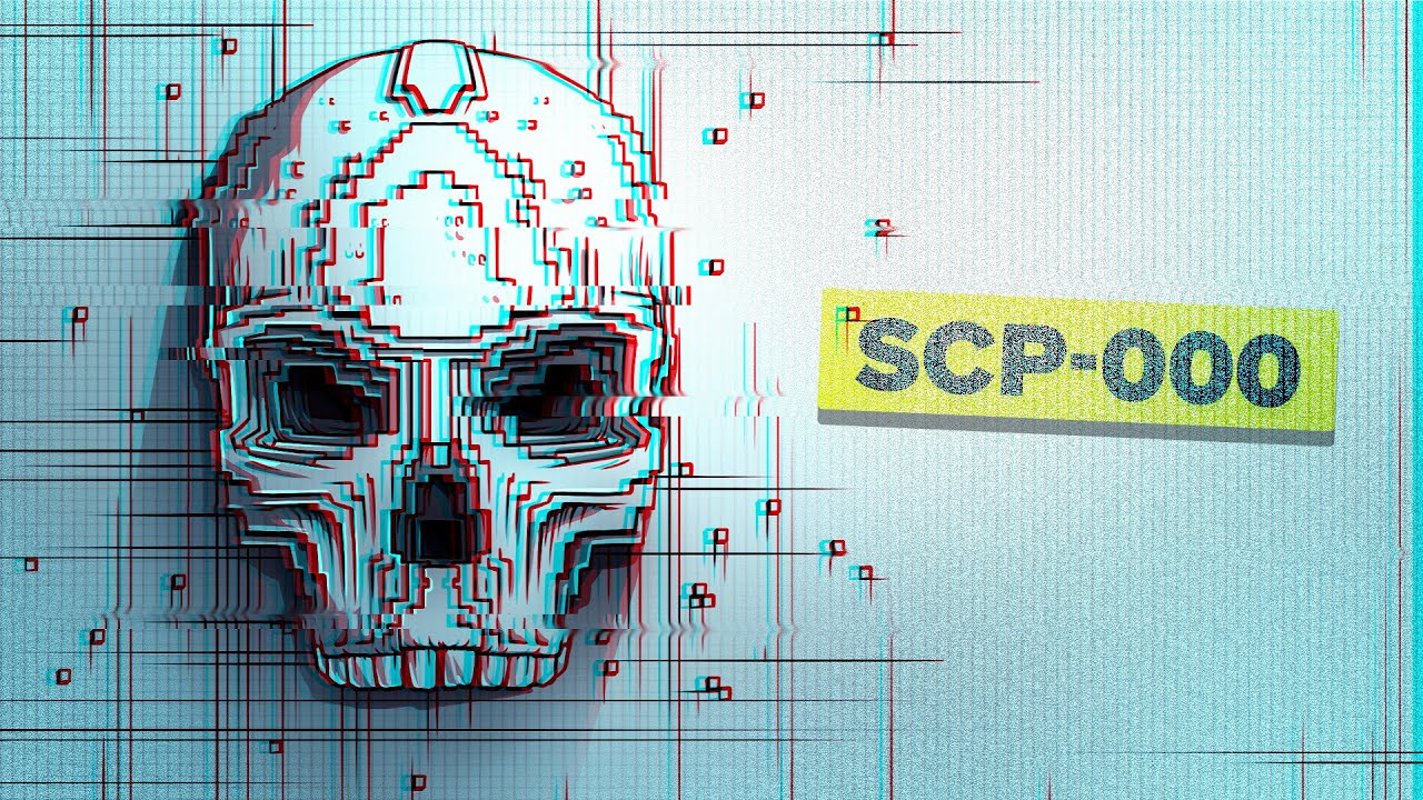 Download The Lost SCP - SCP-000 (SCP Animation)