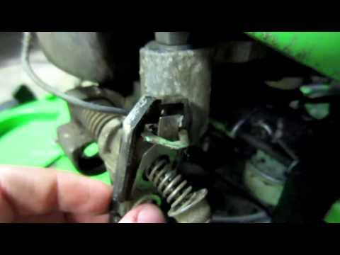 How to repair a Lawn Boy Mower that wont Shut off