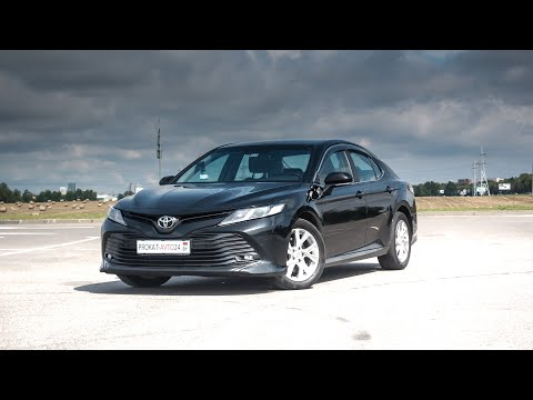 Тестдрайв: Toyota Camry (V70)