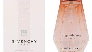 Ange ou Demon Le Secret Eau De Parfum by Givenchy review