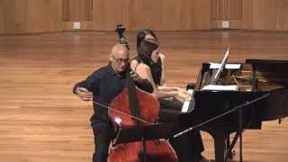 Catalin Rotaru, double bass - Cesar Franck violin sonata